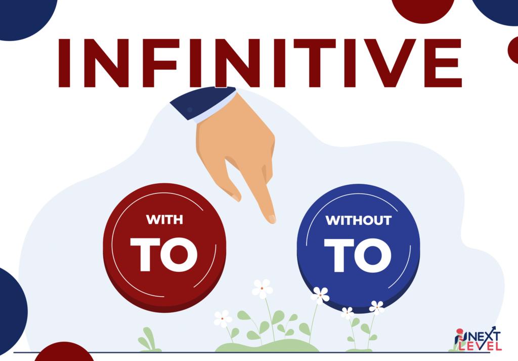 """Инфинитив с частицей """"to"""" и без нее в английском языке"""